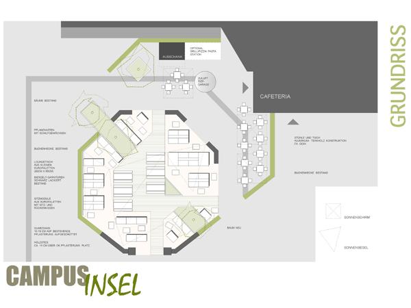 uni campus essen innenarchitektur d sseldorf shop praxis gastronomie office wohnen. Black Bedroom Furniture Sets. Home Design Ideas