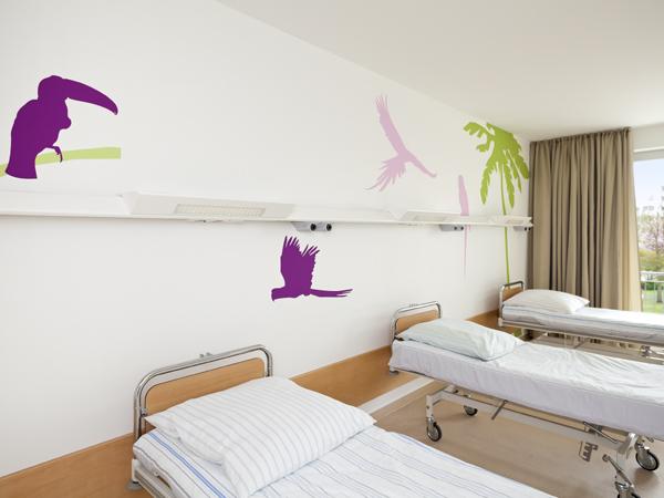 kinderklinik neuss - innenarchitektur düsseldorf - shop, praxis, Innenarchitektur ideen