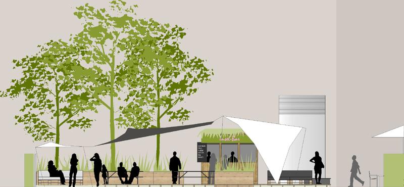 Gastronomie innenarchitektur d sseldorf shop praxis for Gastronomie innenarchitektur